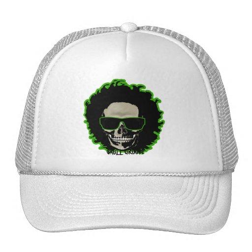 Skull Groove Hat
