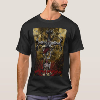 SKull-Gzus blood for oil, BLOOD for OIL! T-Shirt