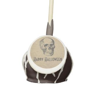 Skull Halloween Cake pop