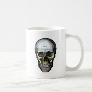 Skull - Halloween - Med School Mug