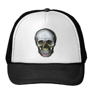 Skull - Halloween - Med School Trucker Hat