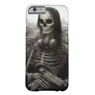 skull haloween barely there iPhone 6 case