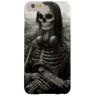skull haloween barely there iPhone 6 plus case