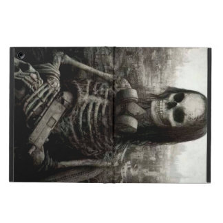 skull haloween case for iPad air