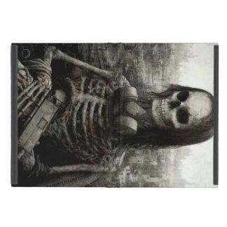 skull haloween case for iPad mini