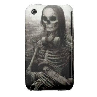 skull haloween Case-Mate iPhone 3 cases
