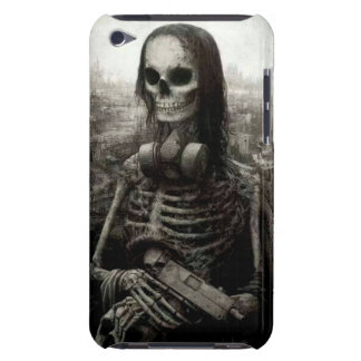 skull haloween Case-Mate iPod touch case
