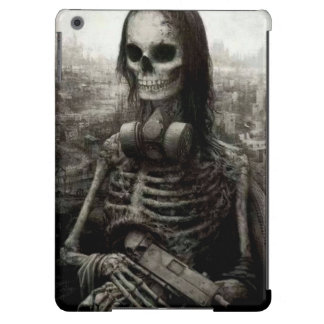 skull haloween iPad air cases