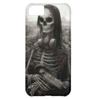 skull haloween iPhone 5C cases