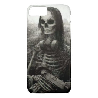 skull haloween iPhone 8/7 case