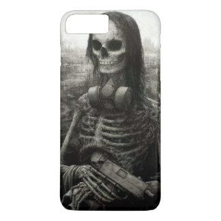 skull haloween iPhone 8 plus/7 plus case