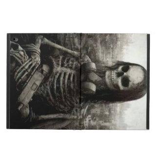 skull haloween powis iPad air 2 case
