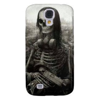 skull haloween samsung galaxy s4 case