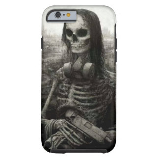 skull haloween tough iPhone 6 case