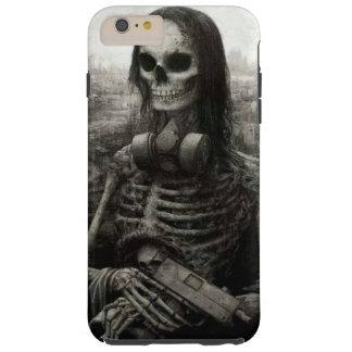 skull haloween tough iPhone 6 plus case