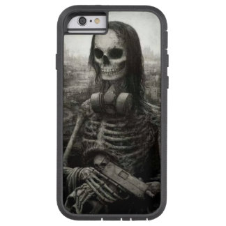 skull haloween tough xtreme iPhone 6 case