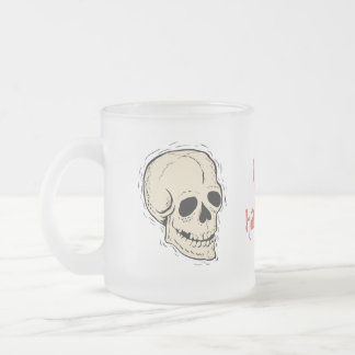 Skull Happy Halloween Mug
