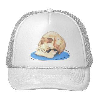skull_hat trucker hat