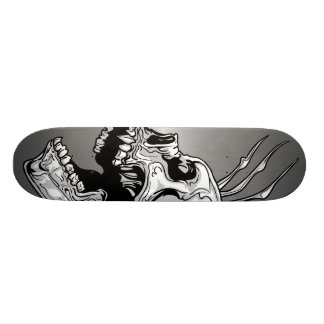 Skull Hawk Skateboard Deck
