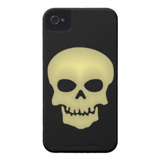 Skull head skull Case-Mate iPhone 4 case