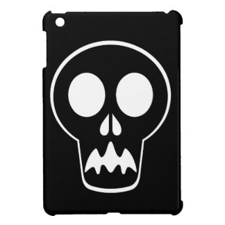 Skull head skull iPad mini case