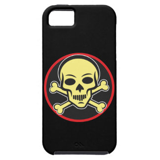 Skull head skull iPhone SE/5/5s case