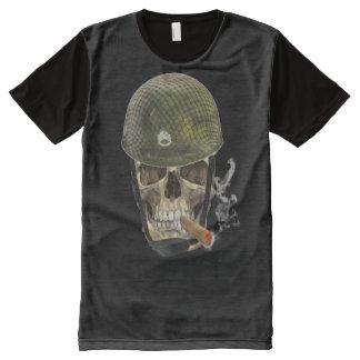 Skull head skull t-shirts