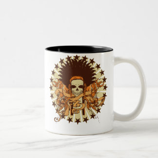 Skull Headdress 2 Mug
