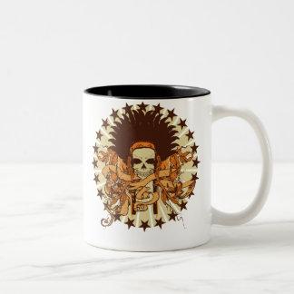 Skull Headdress 2 Mug