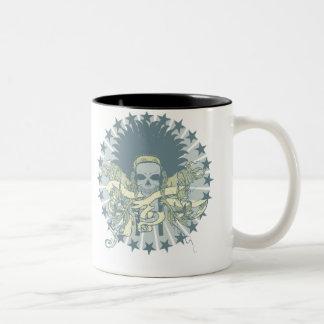 Skull Headdress Mug