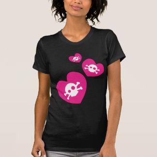 skull heart trio T-Shirt
