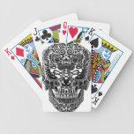 Skull Hearts Deck Of Cards