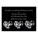 Skull Hearts Large Business Card