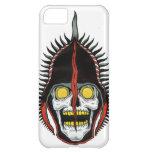 skull helmet case for iPhone 5C