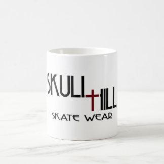 Skull Hill Morphing Mug