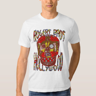 skull hollywood by rogers bros T-Shirt