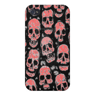 Skull I- . You can change skull color. iPhone 4/4S Covers