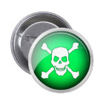 Skull Icon Buttons