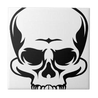 Skull Icon Tile