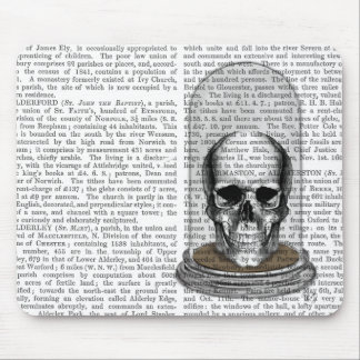 Skull In Bell Jar 2 Mouse Pad