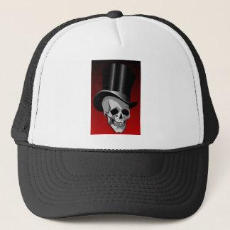 Skull in Top Hat