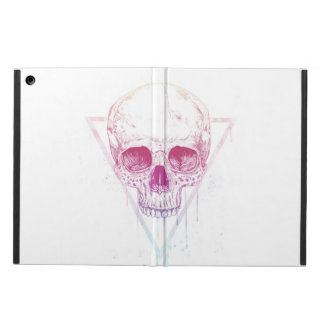 Skull in triangle case for iPad air