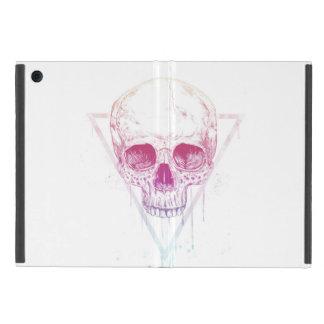 Skull in triangle iPad mini case
