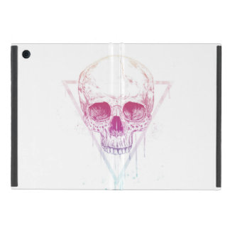 Skull in triangle iPad mini cover