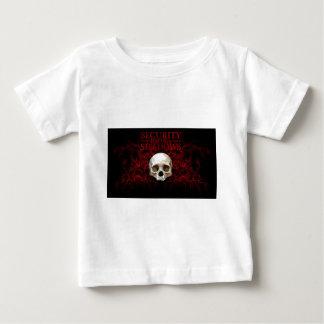 skull infant t-shirt