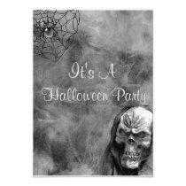 Skull Invitation