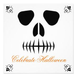 Skull Invitations