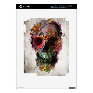 Skull iPad 3 Skins