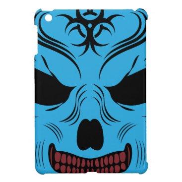 Halloween Themed Skull iPad Mini Cover