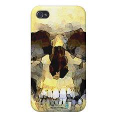 Skull Iphone 4/4s Cases at Zazzle